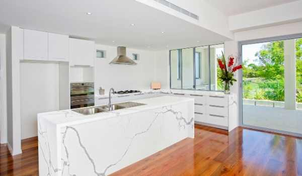 Design your space kitchen countertop