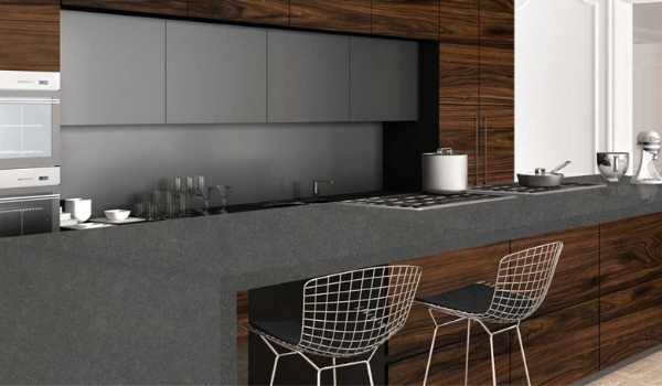 Silver Star Grey quartz countertop
